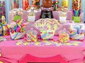 Ideas mesas dulces para comunión