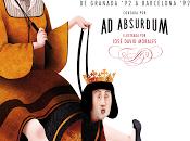 """Absurdum publica libro! """"Historia absurda España"""""""