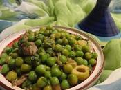 Tagine bœuf petits pois beef tagine with small peas ternera guisantes طاجين اللحم بالجلبانة (البازلاء)