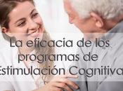 eficacia programas Estimulación Cognitiva