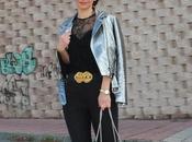 """""""Revisión looks: chaqueta metalizada""""..."""