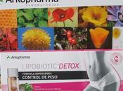 """Lipobiotic Detox"": ¡Control Peso! (Arkopharma Laboratorios)"