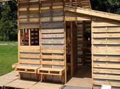 Cómo hacer caseta madera palets