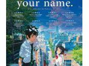nombre [Your name(anime)]-Uno mejores largometrajes románticos historia supertaquillazo mundial