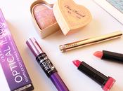 Maquillaje: favoritos Marzo