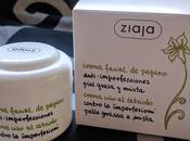 Crema facial pepino Ziaja