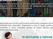 elarriendo.cl PUBLICA GRATIS ANUNCIO ARRIENDO CUALQUIER LUGAR CHILE.