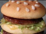 Micro Mac, hamburguesa enana McDonald's