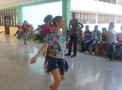 Preparación carnavalito universitario Sede Blas Roca Calderío #Cuba #CubaEsNuestra #UJCuba55