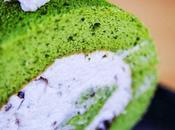 Recetas japonesas: Como preparar Matcha Roll Cake Taka Sasaki