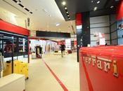 Flagship Store Ferrari Dubai: 100% historia espíritu marca