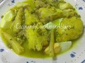 Merluza Salsa Verde