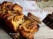 Pull apart bread calabaza chocolate (Tmx)