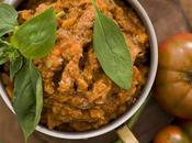 Salsa bolognesa vegetariana