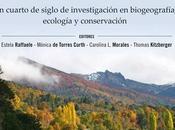 """""""Ecología Historia Natural Patagonia Andina"""""""