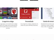 Dinantia Mobile: Apps para comunicación escuela familia