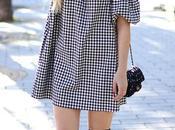 Vichy dress