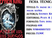 Reseña: bazar malos sueños, Stephen King