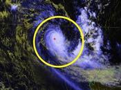 "ciclón tropical ""Ernie"" mueve Índico amenaza"