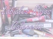 #Colecciones# ~Labiales Rojos~