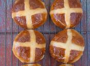 Cross Buns. Panecillos Viernes Santo.