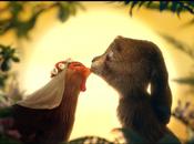 bonito anuncio cuenta origen conejo Pascua