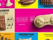 #EATERNET, hecha completamente chocolate