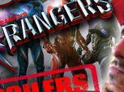 "Crítica ""power rangers"" (2017) spoilers"