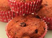 Muffins arándanos chocolate