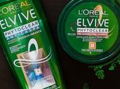 REVIEW Mascarilla pre-lavado champú Elvive Phytoclear L'Oreal