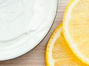 Mascarilla yogur limón para eliminar manchas piel