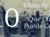 Ideas Negocio Sencillas Cualquiera Puede Comenzar