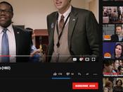 como activa 'modo oscuro' YouTube