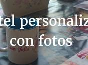 Nuestro mantel personalizado fotos