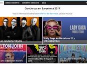 Conciertos Barcelona: toda agenda musical ciudad condal nueva
