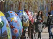 Pascua 2017 Ucrania (III): celebración popular Pysanky