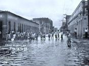 Cuando ciudad Luis Potosí inundó casi completo