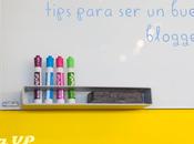 Tips para buen blogger