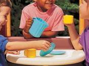 Juegos aire libre: Casitas infantiles para jugar exterior
