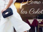 Como lucir culottes…