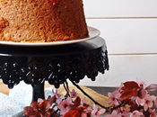 Chiffon cake nocilla fresas experiencia Mary