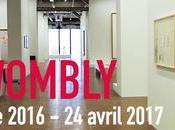 Últimos días Twombly Pompidou