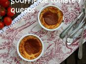Souffle tomate quesos