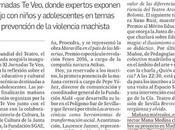 prensa dicho, Prensa jornadas Sevilla manu medina