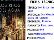 Reseña: ritos agua, García Sáenz Urturi