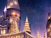 Navidad estilo Harry Potter Universal Orlando