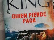 """""""Quien pierde paga"""": pequeño tropiezo Stephen King"""