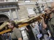 Unidad España presencia española Cataluña: cristianos también vulnerables