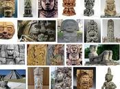 decoración maya