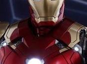 Vistazo detallado armadura IRON para SPIDER-MAN: HOMECOMING